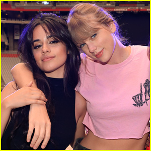 Camila Cabello Is 'So Thankful' Taylor Swift Exists!