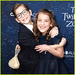 Jacob Tremblay Says Sister Erica 'Steals The Spotlight' In 'The Twilight Zone'