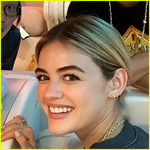 Lucy Hale Wraps 'Fantasy Island' Filming: 'Can't Wait for You Guys to See!'