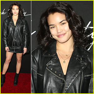 Paris Berelc Steps Out For Wheels California Launch Event in LA