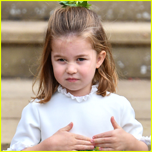 See The New, Pretty Pics of Princess Charlotte of Cambridge