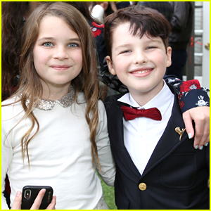 Young Sheldon's Raegan Revord Says She & Iain Armitage Have So Much Fun Together