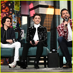 Asher Angel Reveals What He Wants Kids to Take Away from 'Shazam!'
