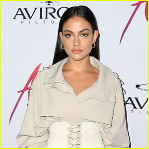 Inanna Sarkis Opens Up About Her 'After' Role, Her Name Meaning, & More!
