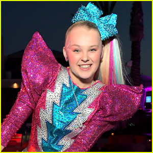JoJo Siwa Explains How She Stays Positive Despite Hateful Comments