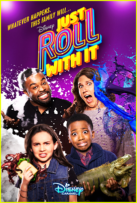 'Just Roll With It' To Premiere in June on Disney Channel - Watch The Trailer!