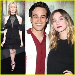 Katherine McNamara, Alberto Rosende & More Hit Up 'The Curse Of La Llorona' Premiere in LA