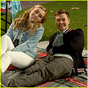 Meg Donnelly Just Revealed That Peyton Meyer Is A Secret, Amazing Dancer