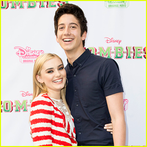 Meg Donnelly & Milo Manheim Head to Toronto To Start Filming 'Zombies 2'