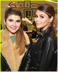 Olivia Jade & Sister Bella Might Not Be Able To Withdraw From USC Right Now