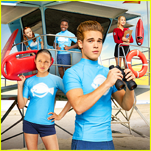 Ricardo Hurtado & Breanna Yde To Star in Netflix's 'Malibu Rescue' - See The First Look Pics!