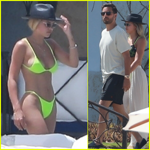 Sofia Richie Shows Off Her Hot Body on Vacation with Scott Disick!
