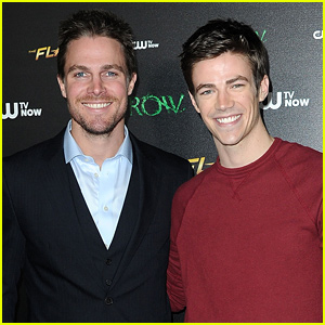 Stephen Amell & Grant Gustin Landed Their 'Arrow' & 'Flash' Roles on First Audition!