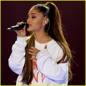 Ariana Grande Pays Tribute on Second Anniversary of Manchester Bombing