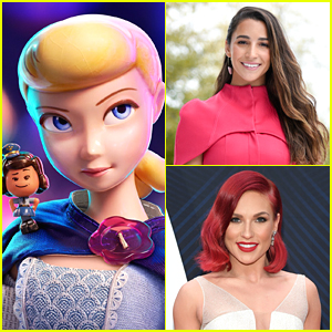 Aly Raisman & Sharna Burgess Helped To Inspire Bo Peep in 'Toy Story 4'