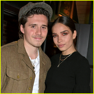 Brooklyn Beckham and Hana Cross Get Cozy at the 'Aladdin' Premiere After Party!