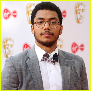 Chance Perdomo Brought His Mom To BAFTA Television Awards 2019