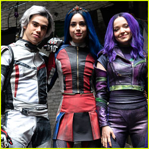 Dove Cameron & Sofia Carson Send 'Descendants' Co-Star Cameron Boyce Birthday Wishes