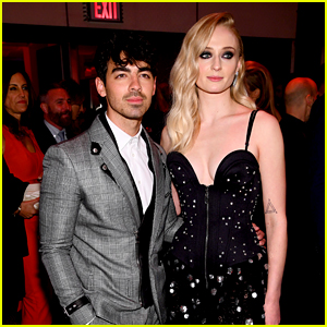 Joe Jonas Is Proud of Sophie Turner for Opening Up About Her Mental Health Struggles