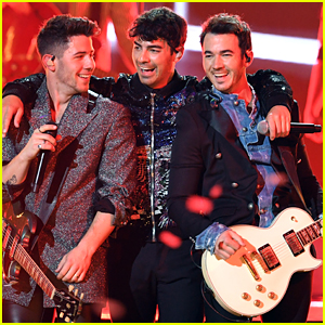 The Jonas Brothers Say Their New Album Is Happiness in a Bottle