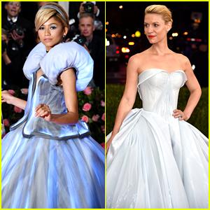 Zendaya's Cinderella Met Gala Look Criticized by Lindsay Lohan