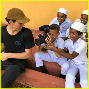 Paris Brosnan Shares Short Film From Trip to Sri Lanka with Clarins