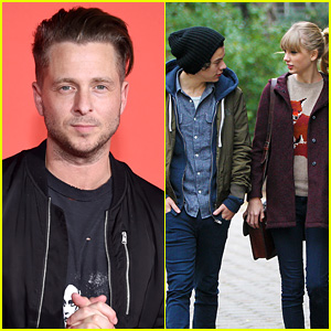 Ryan Tedder Recalls Awkward Run-In With Harry Styles While Working With Taylor Swift at the Studio