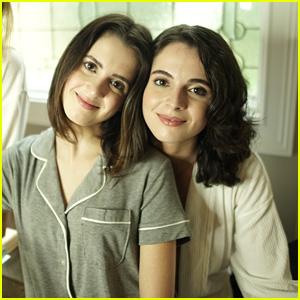 Vanessa & Laura Marano Confirm Theaters Where 'Saving Zoe' Will Be Screening in the United States