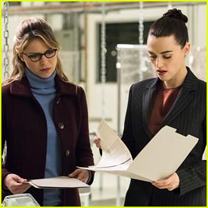 Kara & Lena Hunt Down Lex on 'Supergirl' Tonight
