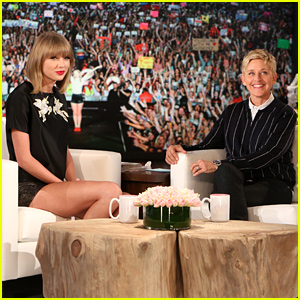 Taylor Swift is Heading to 'Ellen' for First Talk Show Appearance in 2 Years!