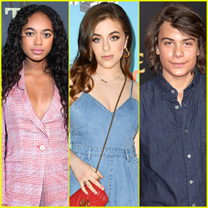 Chandler Kinney, Baby Ariel & Pearce Joza Join 'Zombies 2' As Werewolves!