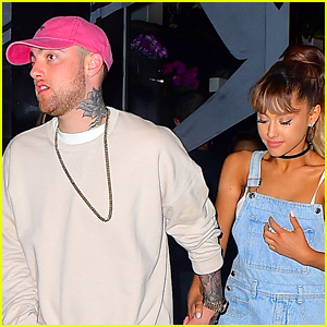 Ariana Grande Pays Tribute to Mac Miller at Concert In His Hometown