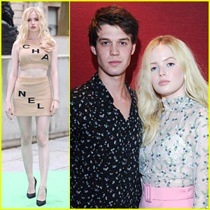 Ellie Bamber Steps Out in Style For Royal Academy Party in London After 'Extracurricular Activities' Premiere