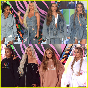 Little Mix Don't Know How They're Going to Top Their Previous Tours This Year