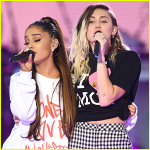Ariana Grande & Miley Cyrus Have New Song Together on 'Charlie's Angels' Soundtrack