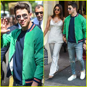 Nick Jonas & Priyanka Chopra Fly Out To Avignon For Sophie Turner & Joe Jonas' Wedding