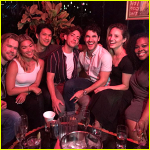 The Cast of 'Glee' Just Reunited!