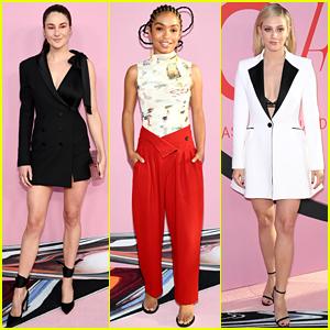 So Many Stars Attended the CFDA Fashion Awards!
