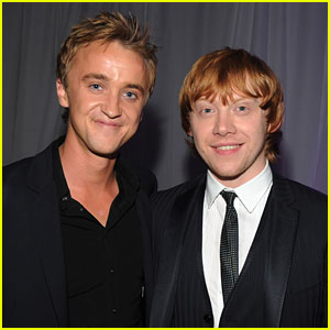Tom Felton & Rupert Grint Are Open to 'Harry Potter' Reboot - In Different Roles!