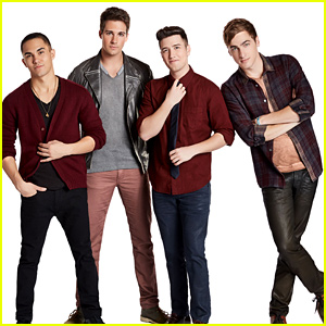 Big time rush dating anyone