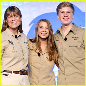 Bindi Irwin Says Brother Robert Will Walk Her Down The Aisle At Her Wedding to Chandler Powell