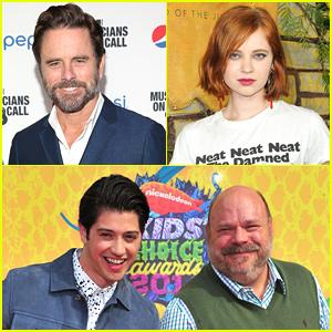 Charles Esten, Kevin Chamberlain & More 'Jessie' Co-Stars Remember Cameron Boyce