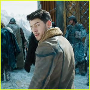 Nick Jonas Returns in First 'Jumanji: The Next Level' Trailer!