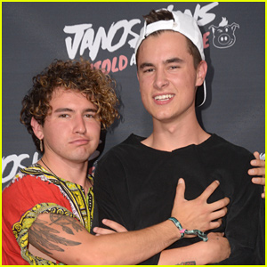 Kian Lawley & JC Caylen Debut New YouTuber Reality Show 'The Reality House'