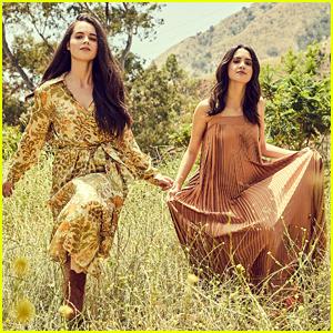 Vanessa & Laura Marano Reveal How Never Giving Up Helped Them Get 'Saving Zoe' Made
