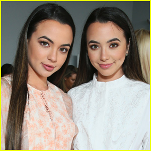 Veronica & Vanessa Merrell Remember Their 'First Friend' in LA Cameron Boyce