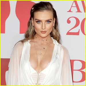 Perrie Edwards Jokes That Being 26 Is