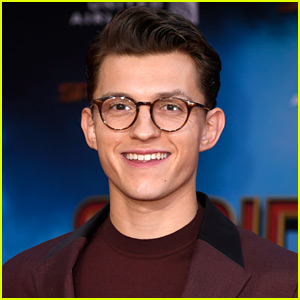 Tom Holland Spotted Out with Mystery Woman