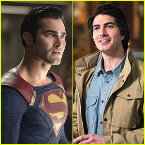 Tyler Hoechlin & Brandon Routh Will Both Play Superman In Arrowverse's 'Crisis on Infinite Earths' Crossover