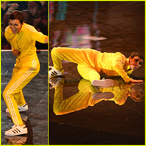 Alyson Stoner Had No Rehearsal For Missy Elliott VMAs Performance